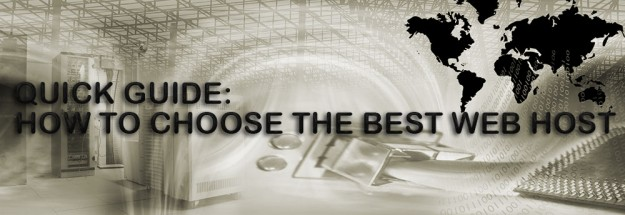 How to Choose the Best Web Host