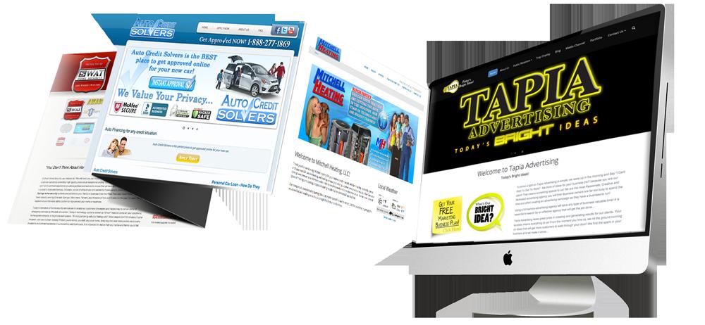 tapia-web-page