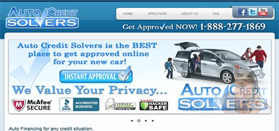 Auto Credit Solvers
