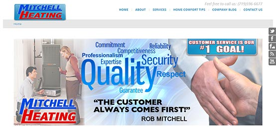 Mitchell Heating and Air Conditioning