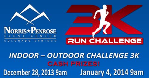 Norris Penrose 3K Run Challenge