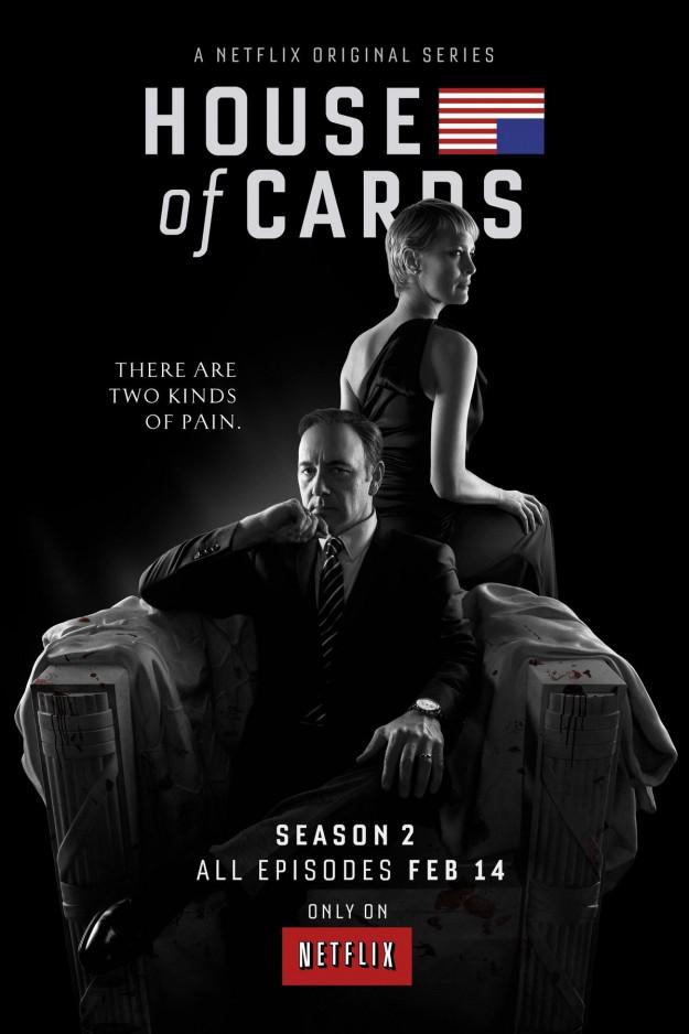 Netflix season 2 house of cards