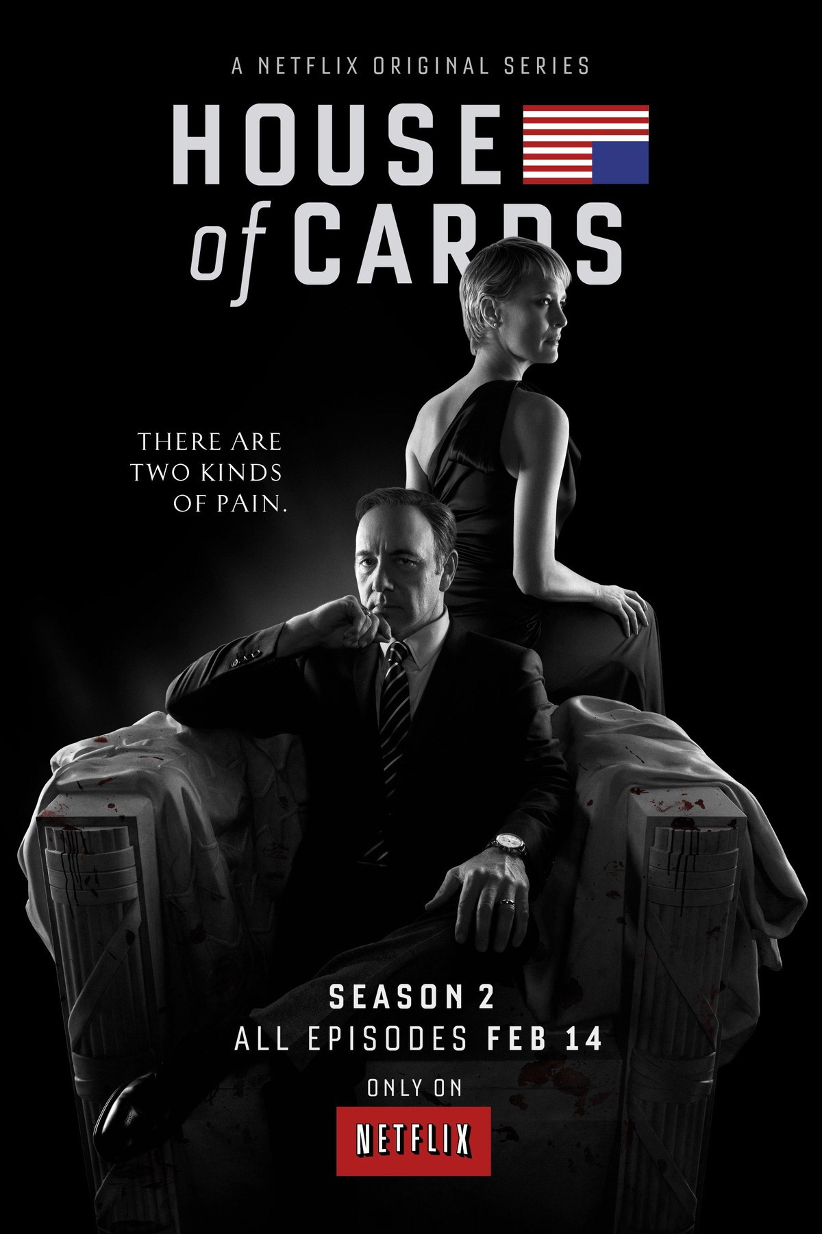 Netflix season 2 house of cards