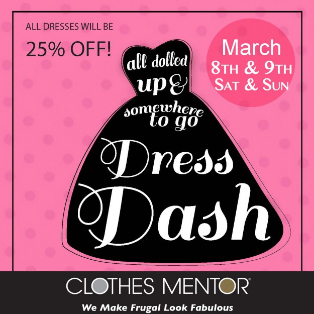 Dress Dash At Clothes Mentor