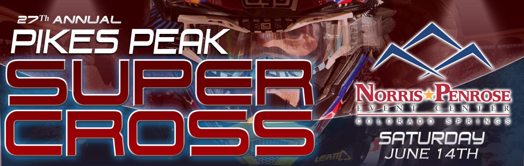 Pikes Peak Supercross Colorado Springs