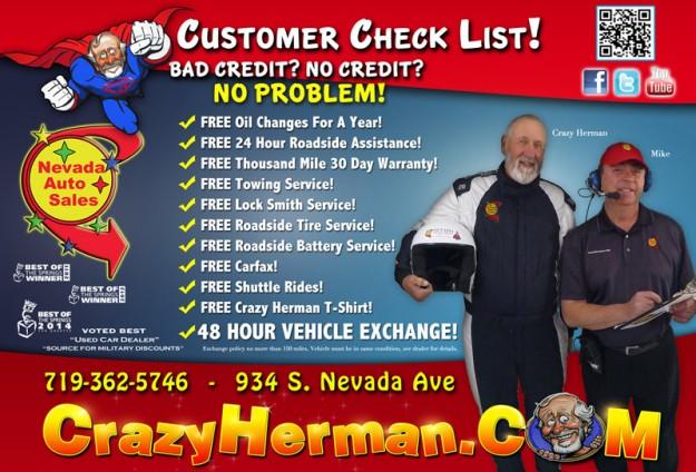 used car dealer in colorado springs